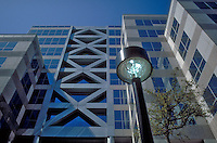 Urban, Corporate, Office Building, Concrete, Glass, Buildings, Architectural, Structure, Architecture