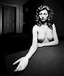 Nude,  Micheldever Hampshire, 1948, November.