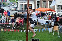 MASTKLIMMEN: AKKRUM: 02-07-2016, FK Mastklimmen, Oane Galama Frieskampioen, ©foto Martin de Jong