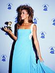 Whitney Houston 1986 Grammy Awards