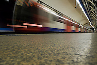 London Underground Train - 2010