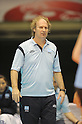 Horacio Bastit Head coach (ARG), November 17 2011 - Volleyball : .FIVB Women's World Cup 2011, 4th Round .match between Serbia 3-0 Argentina .at Tokyo Metropolitan Gymnasium, Tokyo, Japan. .(Photo by Atsushi Tomura/AFLO SPORT) [1035]