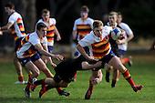 AI120526 Dunedin-Rugby, John McGlashan College 1st XV VS Waitaki Boys High School 1st XV 23 May 2015