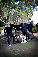 20 December 2013:  Ed, Vona, Brett, Blake and Bowen Breunig at the park in Huntington Beach, CA.