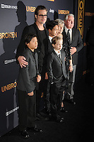 """DEC 15 """"Unbroken"""" Los Angeles Premiere"""