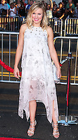 HOLLYWOOD, LOS ANGELES, CA, USA - SEPTEMBER 15: Kristen Bell arrives at the Los Angeles Premiere Of Warner Bros. Pictures' 'This Is Where I Leave You' held at the TCL Chinese Theatre on September 15, 2014 in Hollywood, Los Angeles, California, United States. (Photo by Xavier Collin/Celebrity Monitor)