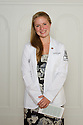 Sarah Johnson. White Coat Ceremony, class of 2016.
