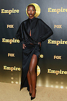 HOLLYWOOD, LOS ANGELES, CA, USA - JANUARY 06: Veronika Bozeman at the Los Angeles Premiere Of FOX's 'Empire' held at ArcLight Cinemas Cinerama Dome on January 6, 2015 in Hollywood, Los Angeles, California, United States. (Photo by David Acosta/Celebrity Monitor)