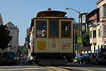 Cable car, Powell and Market line