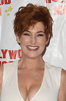 "HOLLYWOOD, CA - AUGUST 18:  Carolyn Hennesy at ""Child Stars - Then and Now"" Exhibit Opening at the Hollywood Museum on August 18, 2016 in Hollywood, California. Credit: David Edwards/MediaPunch"