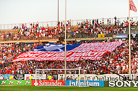 during a CONCACAF Gold Cup group B match at Rentschler Field in East Hartford, CT, on July 16, 2013.