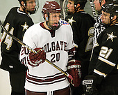 Jeremy Price (Colgate - 20), Andy Starczewski (Army - 21) - The host Colgate University Raiders defeated the Army Black Knights 3-1 in the first Cape Cod Classic on Saturday, October 9, 2010, at the Hyannis Youth and Community Center in Hyannis, MA.