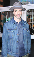 NEW YORK, NY - APRIL 10: Reid Scott at AOL Build promoting the new season of HBO's Veep in New York City on April 10 2017. Credit: RW/MediaPunch