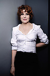 French actress Fanny Ardant presenting her first movie as a director at the 62th Cannes Film Festival. France. 21 May 2009. Photo: Antoine Doyen