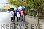 ASTI teachers striking from CBS the Green  Tralee on Tuesday
