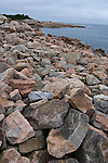 Eastern Shoreline, Cape Breton Highlands Nat Park, Nova Scotia, Canada