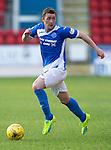 St Johnstone FC&hellip; Season 2016-17<br />Tam Scobbie<br />Picture by Graeme Hart.<br />Copyright Perthshire Picture Agency<br />Tel: 01738 623350  Mobile: 07990 594431