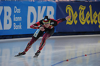 SPEED SKATING: STAVANGER: Sørmarka Arena, 31-01-2016, ISU World Cup, 1000m Ladies Division A, Gabriele Hirschbichler (GER), ©photo Martin de Jong
