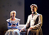 Lady Anna All At Sea <br /> at Park Theatre, London, Great Britain <br /> press photocall <br /> 19th August 2015 <br /> <br /> <br /> Antonia Kinlay as Lady Anna <br /> Adam Scott-Rowley as Frederic<br /> <br /> <br /> Photograph by Elliott Franks <br /> Image licensed to Elliott Franks Photography Services