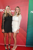 Ashley Wirkus, Lauren Wirkus<br /> at the NBC/Universal Cable TCA Winter 2017, Langham Hotel, Pasadena, CA 01-17-17<br /> David Edwards/DailyCeleb.com 818-249-4998