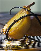 Cuisine/Gastronomie générale: Confit de poires au miel