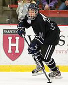 Steve Weinstein (Bentley - 24) - The Harvard University Crimson defeated the visiting Bentley University Falcons 5-0 on Saturday, October 27, 2012, at Bright Hockey Center in Boston, Massachusetts.