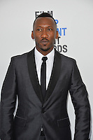 Mahershala Ali at the 2017 Film Independent Spirit Awards on the beach in Santa Monica, CA, USA 25 February  2017<br /> Picture: Paul Smith/Featureflash/SilverHub 0208 004 5359 sales@silverhubmedia.com
