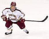 Quinn Smith (BC - 27) - The Boston College Eagles defeated the visiting Boston University Terriers 5-2 on Saturday, December 1, 2012, at Kelley Rink in Conte Forum in Chestnut Hill, Massachusetts.