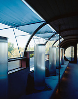 SOLAR COLLECTORS:  WATER CONTAINERS &amp; LEXAN PANELS<br />