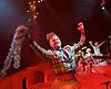 Islands <br /> by Caroline Horton <br /> directed by Omar Elerian<br /> designed by Oliver Townsend <br /> at the Bush Theatre, London, Great Britain <br /> 16th January 2015 <br /> <br /> Caroline Horton <br /> <br /> Seiriol Davies - at front <br /> <br /> John Biddle <br /> <br /> Hannah Ringham <br /> <br /> <br /> Photograph by Elliott Franks <br /> Image licensed to Elliott Franks Photography Services