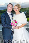 Jacqueline Fleming and Rory O'Sullivan were married on Friday 3rd February 2017 by fr Jim Kenneally at Ballydesmond Church with a reception at Ballyroe Heights Hotel
