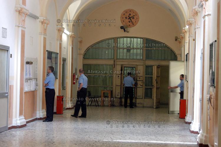 San Vittore Prison Milan San Vittore Prison
