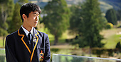 Dunedin-International Student Profiles, John McGlashan College International Students 2013