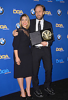 Derek Cianfrance &amp; America Ferrera at the 69th Annual Directors Guild of America Awards (DGA Awards) at the Beverly Hilton Hotel, Beverly Hills, USA 4th February  2017<br /> Picture: Paul Smith/Featureflash/SilverHub 0208 004 5359 sales@silverhubmedia.com