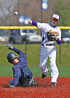 Varsity Baseball vs. Perry Meridian 4-4-15