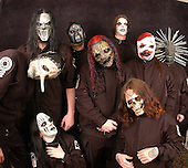 SLIPKNOT (STUDIO 2001 - 2002)