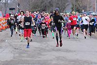 2014 Barnesville Park Rotary Lake 5K Trail Run/Walk 3-29-14