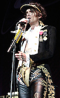Justin Hawkins of The Darkness performs at The Stone Free Festival at the O2 Arena, London on June 18th 2016<br /> CAP/ROS<br /> &copy;ROS/Capital Pictures /MediaPunch ***NORTH AND SOUTH AMERICAS ONLY***
