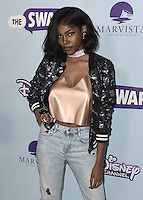 "HOLLYWOOD - OCTOBER 5:  Diamond White at the Los Angeles premiere of ""The Swap"" at ArcLight Hollywood on October 5, 2016 in Hollywood, California. Credit: mpi991/MediaPunch"