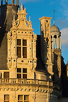 Europe/France/Centre/41/Loir-et-Cher/Sologne/ Chambord: Château de Chambord, Patrimoine Mondial de l'UNESCO // France, Loir et Cher, Loire Valley listed as World Heritage by UNESCO, Chateau de Chambord