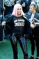 MAY 22 Jessie J  Performs On Good Morning America's Summer Concert Series