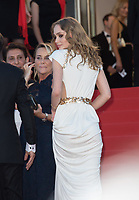 Lily-Rose Depp at the premiere for &quot;Ismael's Ghosts&quot; at the opening ceremony of the 70th Festival de Cannes, Cannes, France. 17 May 2017<br /> Picture: Paul Smith/Featureflash/SilverHub 0208 004 5359 sales@silverhubmedia.com
