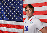 USWNT Feature Portraits, April 8, 2014