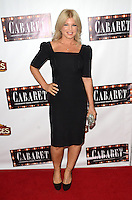 HOLLYWOOD, CA - JULY 20: Donna D'Errico at the opening of 'Cabaret' at the Pantages Theatre on July 20, 2016 in Hollywood, California. Credit: David Edwards/MediaPunch