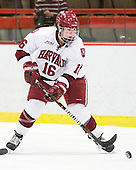 Marissa Gedman (Harvard - 16) - The Harvard University Crimson defeated the St. Lawrence University Saints 8-3 (EN) to win their ECAC Quarterfinals on Saturday, February 26, 2011, at Bright Hockey Center in Cambridge, Massachusetts.