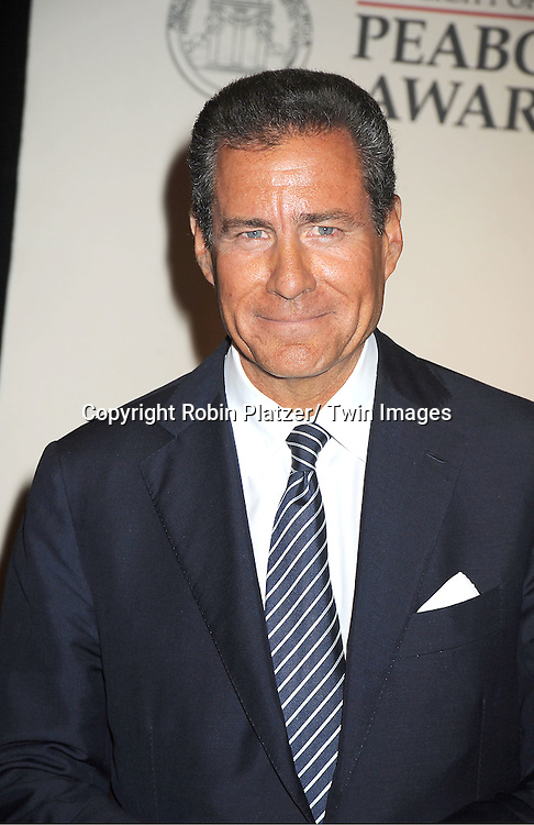 Richard Plepler attends the 71st Annual Peabody Awards at the Waldorf Astoria Hotel in New York City on May 21, 2012.