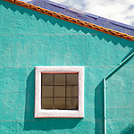 colorful stucco building in Tucson, AZ