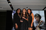 Kristi Henderson, Jennifer Yu and Valeisha Butterfield-Jones Attend the 3rd Annual WEEN Awards Honoring Estelle, Keri Hilson, Tracy Wilson Mourning, Egypt Sherrod, Danyel Smith and Jennifer Yu Held at Samsung Experience at Time Warner Center, NY 11/10/11