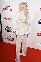 LONDON, UK. December 3, 2016: Grace Chatto (Clean Bandit) at the Jingle Bell Ball 2016 at the O2 Arena, Greenwich, London.<br /> Picture: Steve Vas/Featureflash/SilverHub 0208 004 5359/ 07711 972644 Editors@silverhubmedia.com