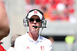 22 September 2007: NC State head coach Tom O'Brien. The Clemson University Tigers defeated the North Carolina State University Wolfpack 42-20 at Carter-Finley Stadium in Raleigh, North Carolina in an Atlantic Coast Conference NCAA College Football Division I game.
